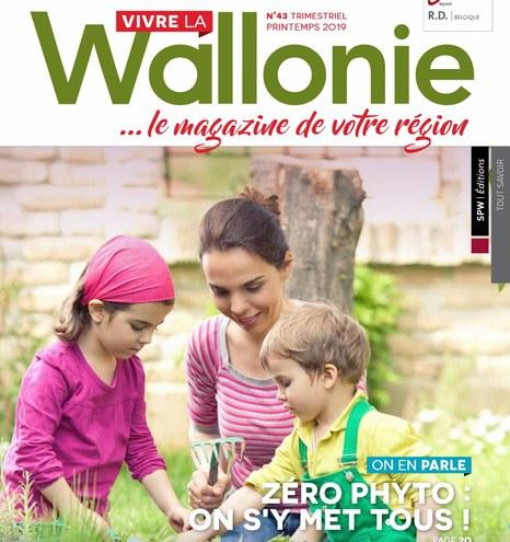 La Wallonie à votre service !