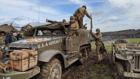 Bastogne : plus de 100.000 personnes pour le 75e anniversaire de la Bataille des Ardennes !
