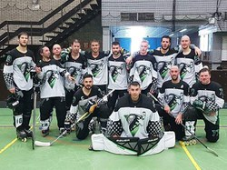 Crows - Roller Hockey