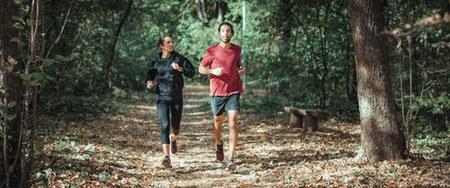 Jogging et marche des Bisons de Recogne