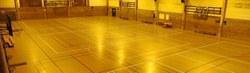 Grand hall –Grand plateau sportif 42X26m