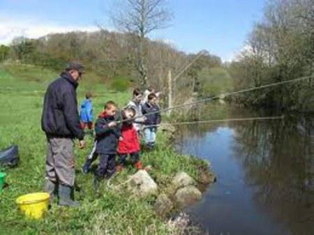 Initiation pêche et multisports