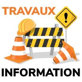 Route de Clervaux - report fermeture